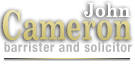 John Cameron Law